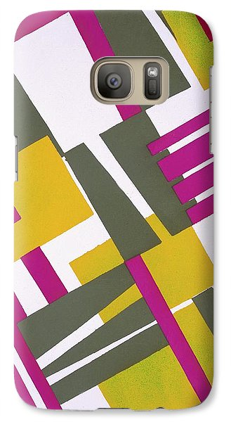 Design From Nouvelles Compositions Decoratives Galaxy Case by Serge Gladky