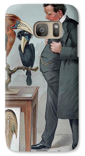 1905 Edwin Ray Lankester Zoologist Galaxy S7 Case