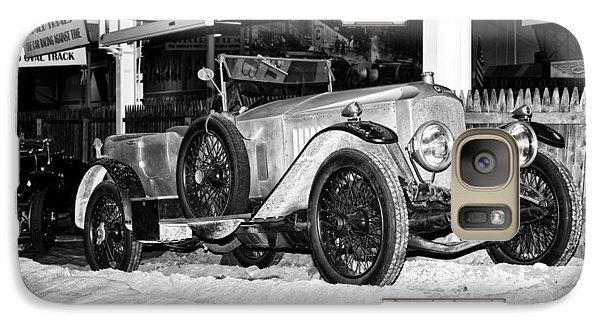 Galaxy Case featuring the photograph 1921 Vauxhall 30/98e by Boris Mordukhayev