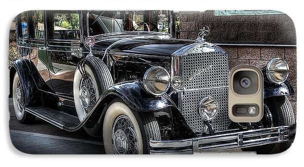 Galaxy Case featuring the photograph 1931 Pierce Arrow by Kevin Ashley