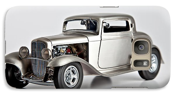 Galaxy Case featuring the photograph 1932 Ford 3 Window Coupe by Gianfranco Weiss