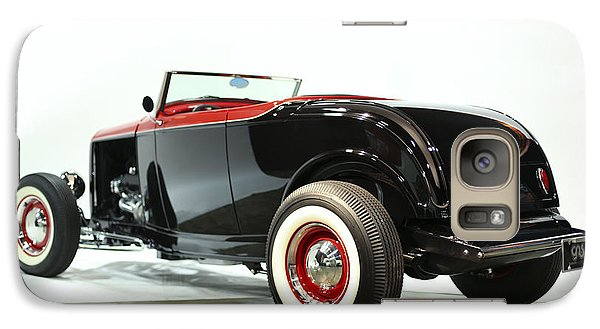 Galaxy Case featuring the photograph 1932 Ford Deuce Roadster by Gianfranco Weiss