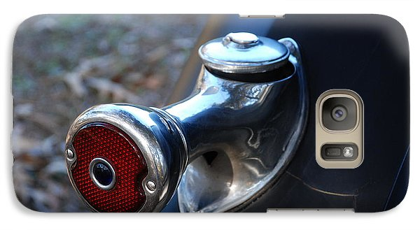 1935 Ford Tail Light And Gas Cap Galaxy S7 Case