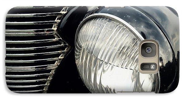 Galaxy Case featuring the photograph 1938 Chevrolet Deluxe Sedan by Joseph Skompski
