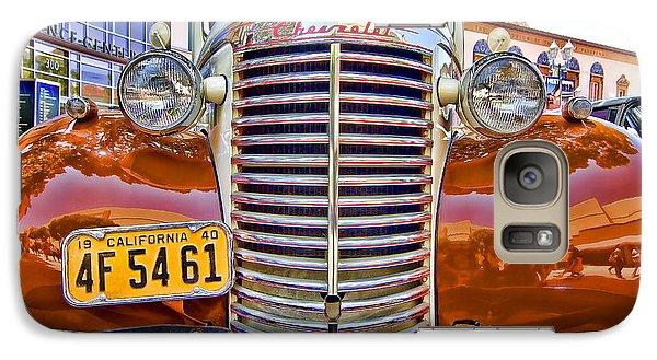 Galaxy Case featuring the photograph 1940 Chevy Sedan by Jason Abando
