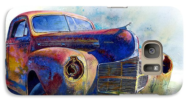 Galaxy Case featuring the painting 1940 Dodge by Andrew King