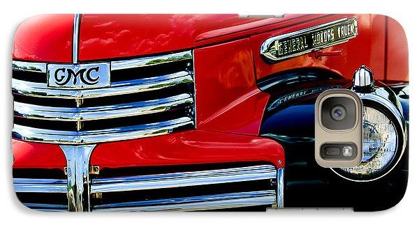 Truck Galaxy S7 Case - 1942 Gmc  Pickup Truck by Jill Reger