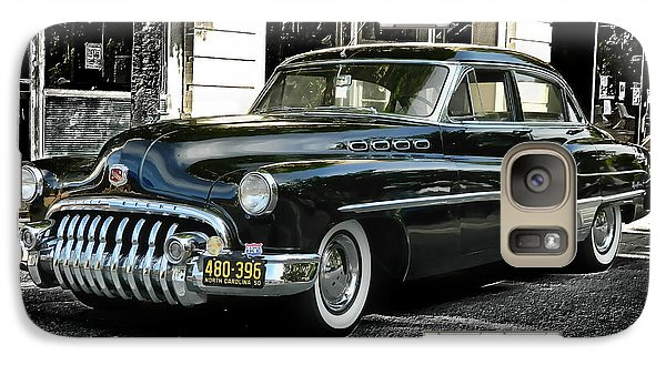 Galaxy Case featuring the photograph 1950 Buick by Victor Montgomery