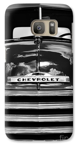 1951 Chevrolet Pickup Monochrome Galaxy Case by Tim Gainey