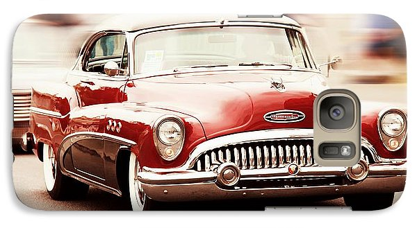 Vintage Car Galaxy Case featuring the photograph 1953 Buick Super by Aaron Berg