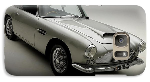Galaxy Case featuring the photograph 1958 Aston Martin Db4 by Gianfranco Weiss