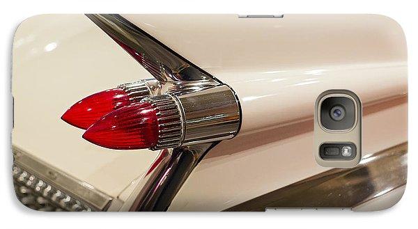 Galaxy Case featuring the photograph 1959 Cadillac Eldorado by Jim West
