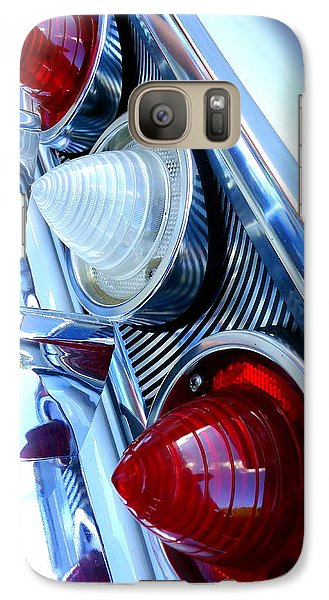 Galaxy Case featuring the photograph 1960 Chevrolet Impala by Joseph Skompski