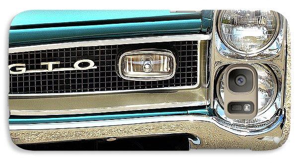 1966 Pontiac Gto Galaxy S7 Case
