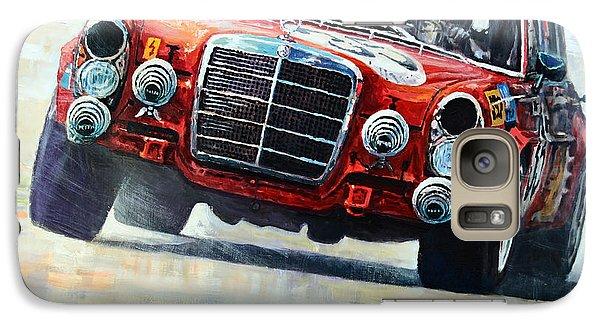 Pig Galaxy S7 Case - 1971 Mercedes-benz Amg 300sel by Yuriy Shevchuk