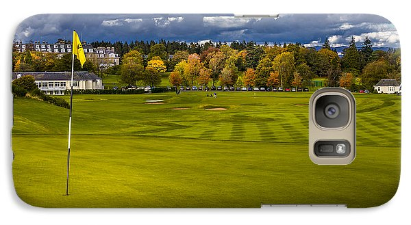 Prints For Sale Kings Golf Course Gleneagles Galaxy S7 Case