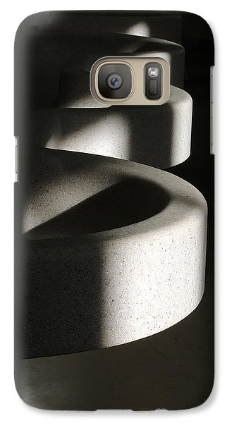 Galaxy Case featuring the photograph Abstractions by Allen Beilschmidt