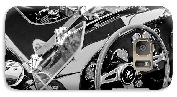 Ac Shelby Cobra Engine - Steering Wheel Galaxy S7 Case