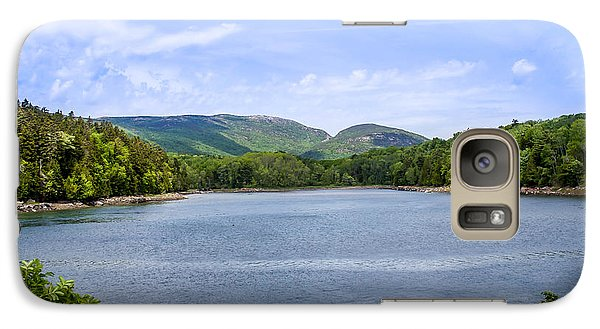 Galaxy Case featuring the photograph Acadia National Park by Trace Kittrell