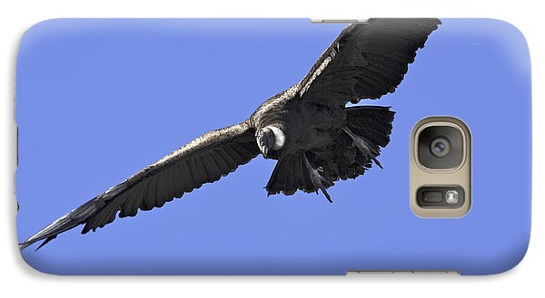 Andean Condor Galaxy S7 Case by M. Watson