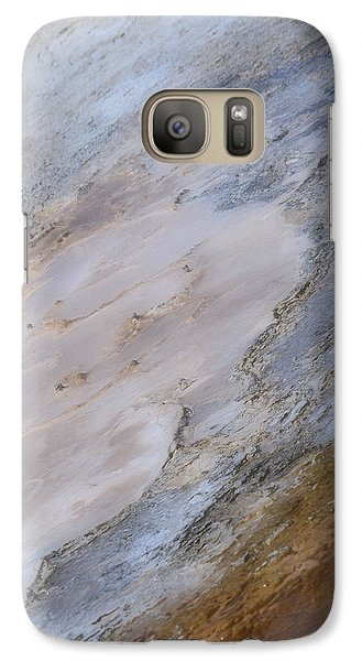 Galaxy Case featuring the photograph Atilt by Nadalyn Larsen