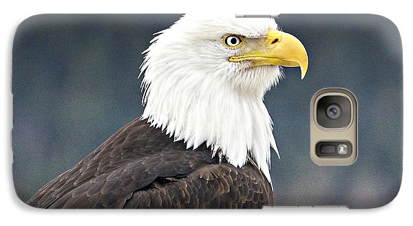 Galaxy Case featuring the photograph Bald Eagle by Sylvia Hart