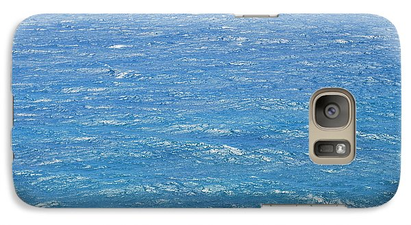 Galaxy Case featuring the photograph Blue Waters by George Katechis