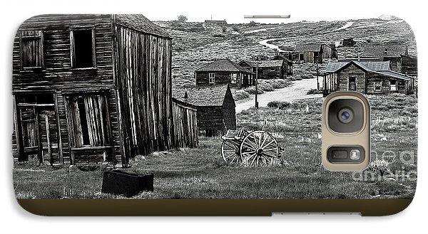 Galaxy Case featuring the photograph Bodie California by Nick  Boren
