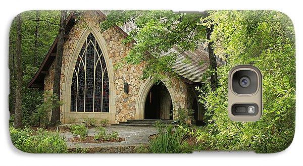 Galaxy Case featuring the photograph Callaway Gardens Chapel - Pine Mountain Georgia by Mountains to the Sea Photo