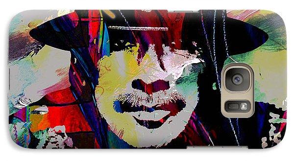 Carlos Santana Collection Galaxy Case by Marvin Blaine