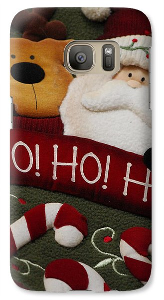 Galaxy Case featuring the photograph Ho Ho Ho by Ivete Basso Photography