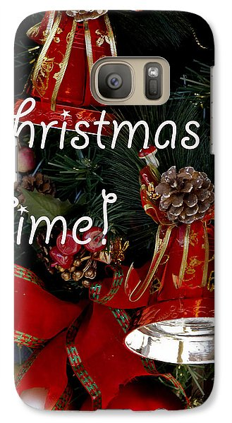 Galaxy Case featuring the photograph Christmas Time by Ivete Basso Photography
