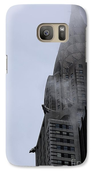 Galaxy Case featuring the photograph Chrysler Building 1 by Chris Thomas