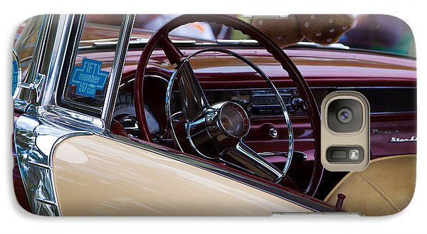 Galaxy Case featuring the photograph Classic American Car by Mick Flynn