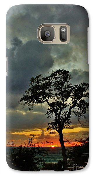 Galaxy Case featuring the photograph Day's End by Craig Wood