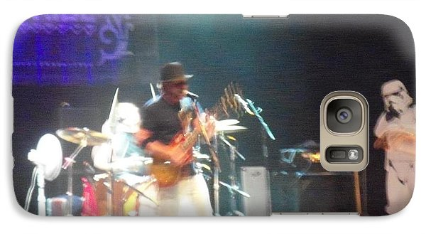 Galaxy Case featuring the photograph Devon Allman And The Honeytribe by Kelly Awad