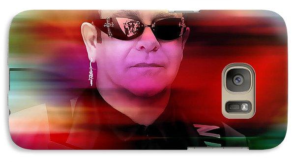 Elton John Galaxy S7 Case