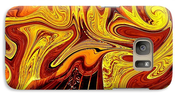 Galaxy Case featuring the photograph Escape Clause by Nick David