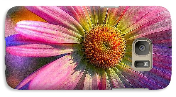 Galaxy Case featuring the photograph Flower by Ed Roberts