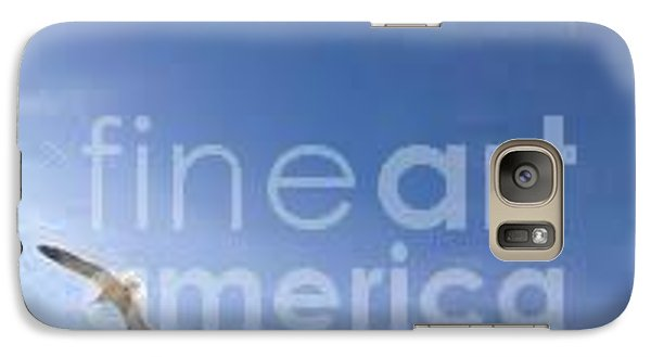 Galaxy Case featuring the photograph Free by Laurie L