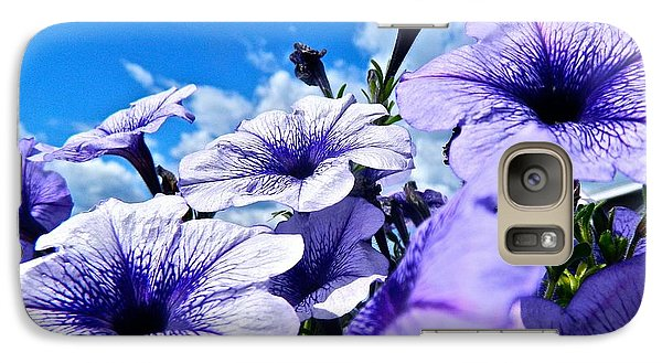 Galaxy Case featuring the photograph Glorious Morning by Randy Rosenberger