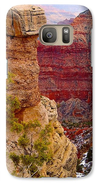 Galaxy Case featuring the photograph Grand Canyon Arizona by Bob Pardue