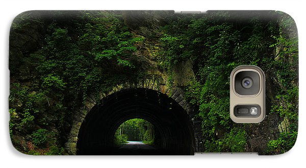 Galaxy Case featuring the photograph Great Smoky Mountains by Jerome Lynch