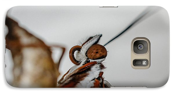 Galaxy Case featuring the photograph Here's Looking At You by TK Goforth