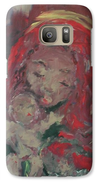 Galaxy Case featuring the painting Hope  by Laurie L