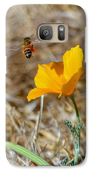 Galaxy Case featuring the photograph Hovering by Rima Biswas
