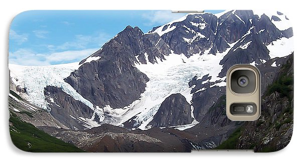 Galaxy Case featuring the photograph Ice And Snow by Aimee L Maher Photography and Art Visit ALMGallerydotcom