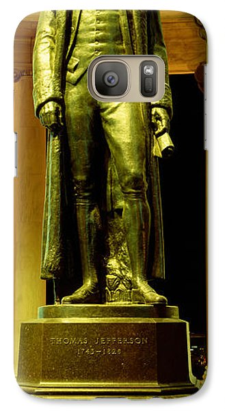 Jefferson Memorial, Washington Dc Galaxy S7 Case