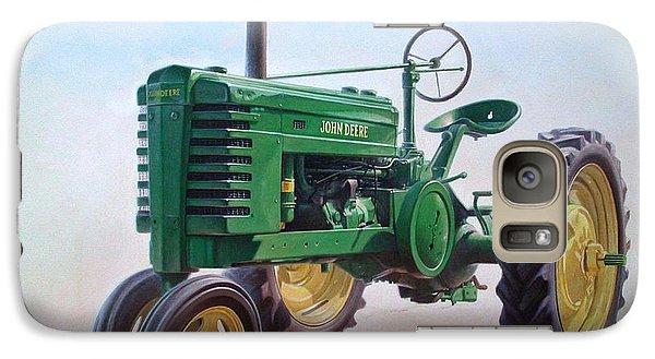 John Deere Tractor Galaxy S7 Case