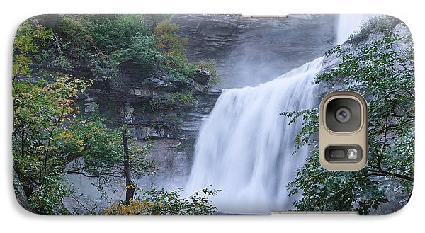 Kaaterskill Falls Square Galaxy S7 Case
